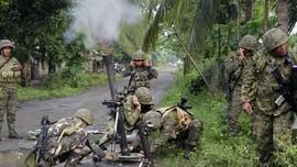 Militer Filipina Rebut Kembali Kota yang 12 Jam Dikuasai ISIS