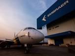 Perjanjian dengan Boeing Hampir Rampung, Saham Embraer Naik