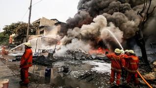 Kebakaran Kantor Gubernur Papua Diduga Dipicu Korsleting AC