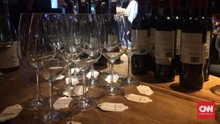 Sensasi Mencicipi 'Perkawinan' Wine Argentina