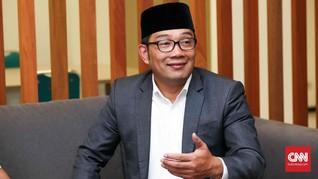 Pasangan 'Asyik' Beri Selamat pada Ridwan Kamil