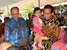 Kata Bos Bank Dunia Soal Erupsi Gunung Agung Bali