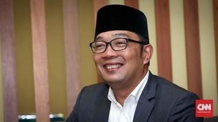 Ridwan Kamil Bantah Kampanyekan Jokowi di Rapat Terbuka