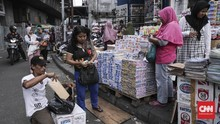 BPS: Dampak Virus Corona ke Ekonomi Terasa pada Februari 2020