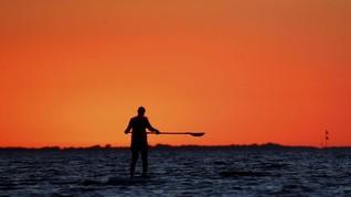 Stand Up Paddle, 'Amunisi' Baru Sport Tourism di Bali