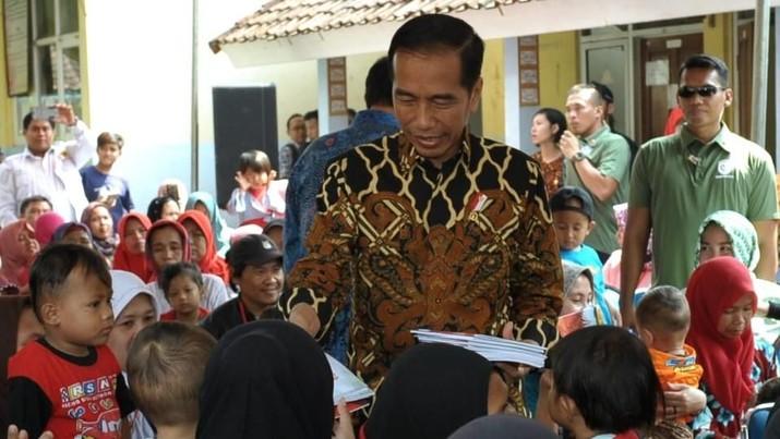 Presiden Joko Widodo (Jokowi) kembali membuktikan kepada dunia internasional jika Indonesia tidak bisa dipandang sebelah mata.