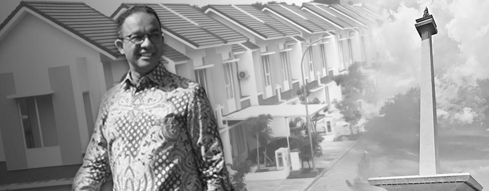 Ketika Anies Naikkan NJOP DKI Jakarta