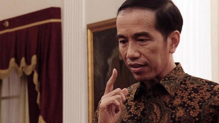Jokowi: RI Tertinggal dari Tesla karena Tak Serap Teknologi