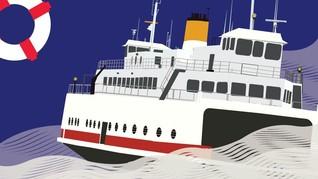 INFOGRAFIS: Tips Jaga Diri dalam Kecelakaan Kapal