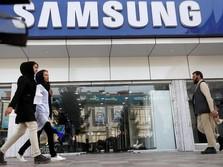 Samsung Electronics Isyaratkan Laba Kuartal II-2018 Naik 5,2%
