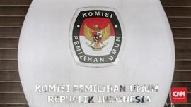 KPU Minta Jokowi Rp35 M untuk Penguatan IT di Pemilu 2019