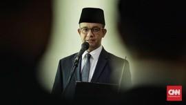Anies Resmi Terapkan PSBB di DKI Jakarta Mulai 10 April 2020