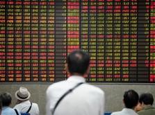 Damai Dagang Belum Jelas, Indeks Shanghai Ambruk