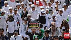 Massa Aksi 67 Utus Delegasi Tuntut Polisi Usut Kasus Mangkrak