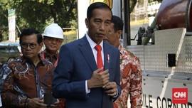 Survei Median Paparkan Elektabilitas Jokowi Hanya 35 Persen