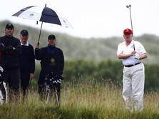 Trump Main Golf di Skotlandia, Inggris Tanggung Biaya Rp 95 M