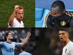 Para Pencetak Gol Terbanyak di Piala Dunia 2018