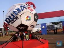 Slank Cs Ramaikan Nobar Final Piala Dunia 2018 Transmedia