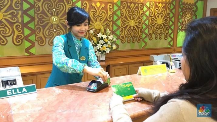 Jelang Diambil Kookmin Bank, Harga Saham Bukopin Melesat 11%