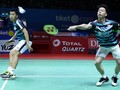 Kevin/Marcus Lolos ke Final Indonesia Open 2018