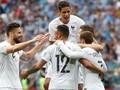 FOTO: Kalahkan Uruguay, Prancis ke Semifinal Piala Dunia 2018