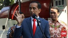 Jokowi Akui Mahfud MD dan TGB Masuk Daftar Cawapres