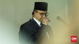 Janji Manis Anies untuk Jakarta Hingga Jabatan Habis