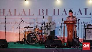 Tonton Langsung, JK Puji Grup Musik Gambus Sabyan