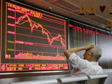 IMF Pangkas Proyeksi Pertumbuhan Global, Bursa Asia Melemah