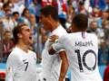 9 Fakta Prancis vs Belgia di Semifinal Piala Dunia 2018