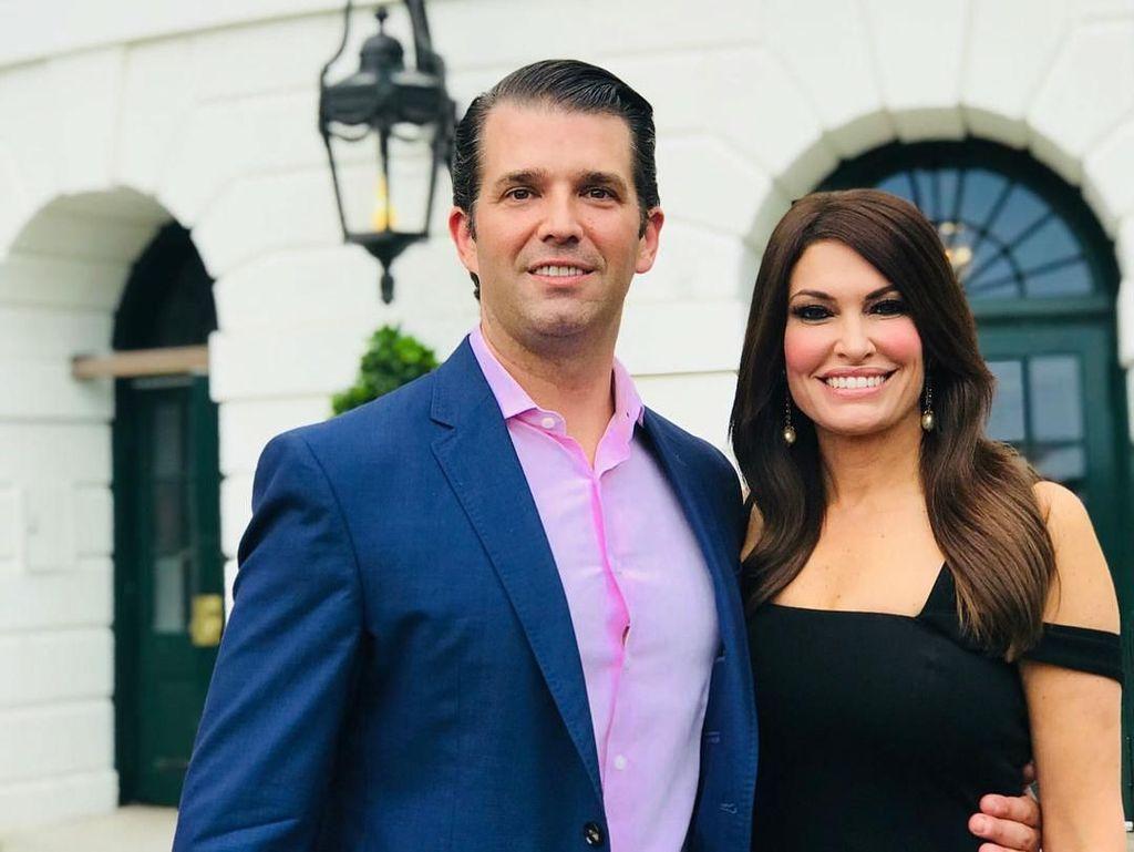 Foto: Kekasih Baru Donald Trump Jr. yang Lebih Tua dari Melania Trump