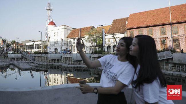 Indonesia Dikunjungi 1,32 Juta Wisman Sepanjang Juni 2018