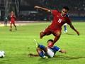 Timnas Indonesia U-19 Tertinggal 0-1 dari Thailand U-19