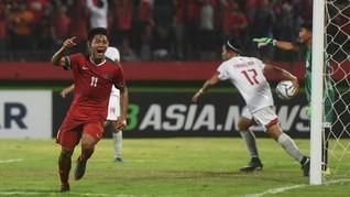 Firza Telat Gabung Timnas Indonesia karena Sulit Cari Tiket