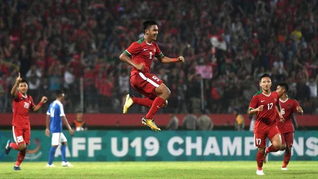 Timnas Indonesia U-19 Termotivasi Skuat Garuda Asia