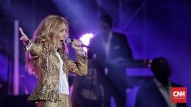 Celine Dion Akhiri Konser Residensi 16 Tahun di Las Vegas
