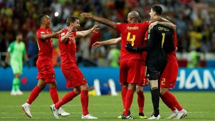 Alasan Timnas Belgia Tetap Solid di Balik Perbedaan Tajam