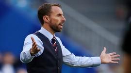 Southgate: Kroasia Ujian Terberat Inggris di Piala Dunia