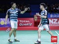 Kevin/Marcus Juara Indonesia Open 2018