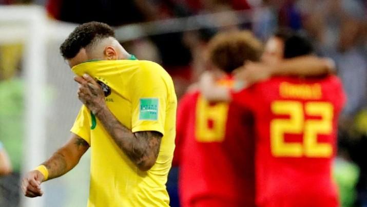 Tim yang Singkirkan Brasil Selalu Masuk Final