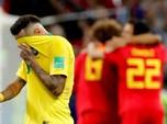 Duka Brasil dan Suka Cita Belgia di Drama Piala Dunia 2018