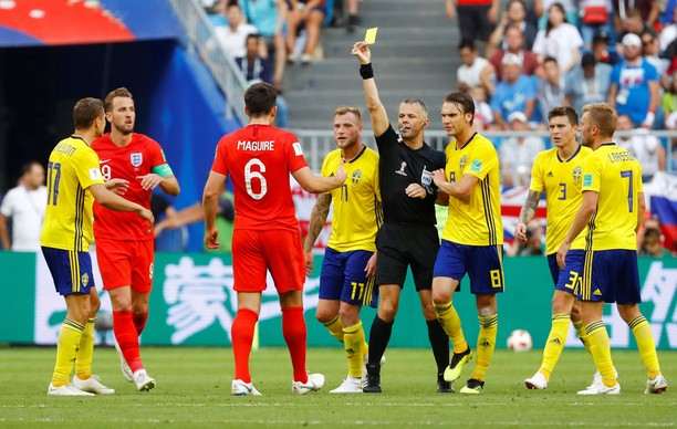 Inggris Ke Semifinal Usai Kalahkan Swedia 2-0