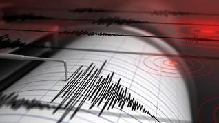 Gempa M 4,3 Guncang Pangandaran, Pusat Gempa di Laut