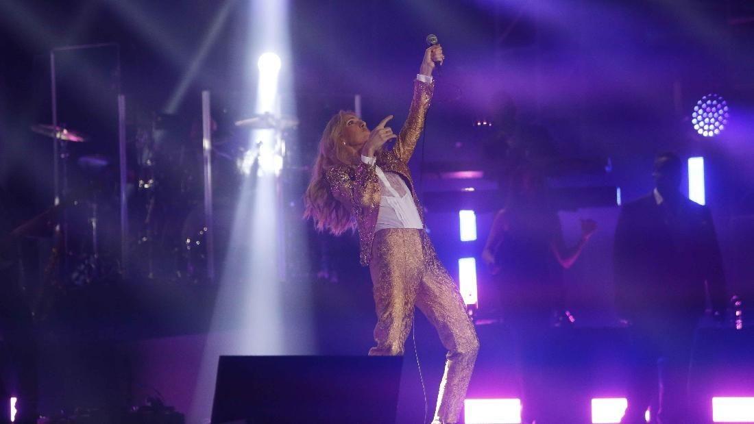 Konser Celine Dion di Indonesia