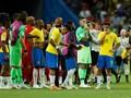5 Catatan Menyesakkan Brasil Gagal ke Semifinal Piala Dunia