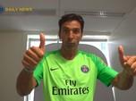 Di Tengah Hiruk-pikuk Piala Dunia, Buffon Resmi ke PSG
