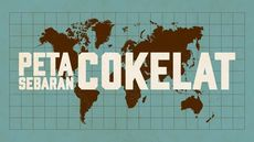 INFOGRAFIS: Peta Sebaran Cokelat
