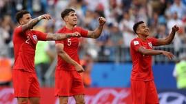 7 Fakta Timnas Inggris Lolos ke Semifinal Piala Dunia 2018