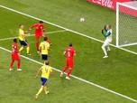 Dua Gol Sundulan, Akhirnya Inggris Maju ke Semifinal
