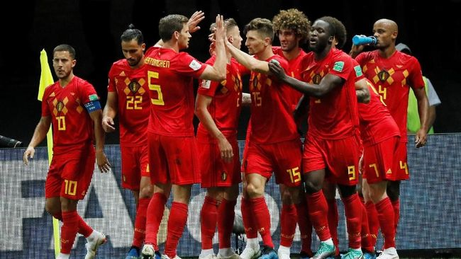 Prediksi Prancis vs Belgia di Semifinal Piala Dunia 2018